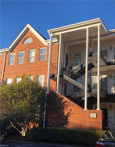 Norfolk Residential New Listing: 107 Westover Ave #301