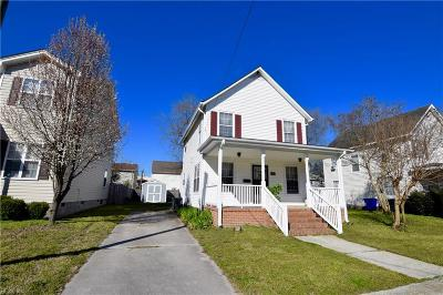 Norfolk Residential New Listing: 418 30th St W