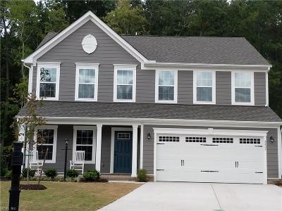 Chesapeake Residential Under Contract: 2409 Spellbound Ct