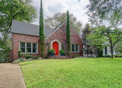 Norfolk Residential For Sale: 1444 W Princess Anne Rd