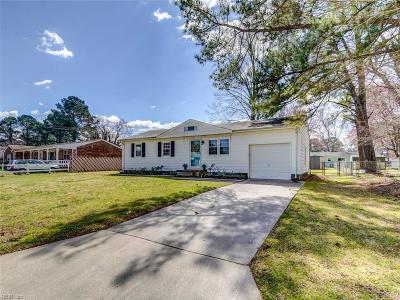 Norfolk Residential New Listing: 5937 Brinda Ave
