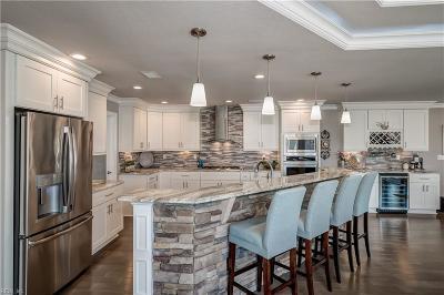 Virginia Beach Residential New Listing: 114 65th St #A