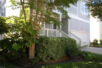 Virginia Beach Residential New Listing: 953 Oakland Ave