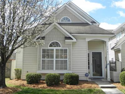 Virginia Beach Residential New Listing: 1561 Wynd Crest Way