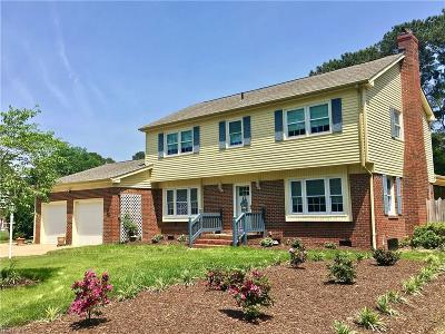 Virginia Beach Residential New Listing: 732 Oxford Dr