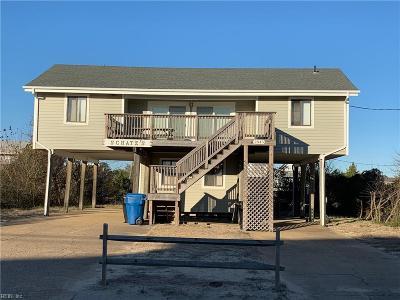Sandbridge Beach Residential For Sale: 2945 S Sandfiddler Rd