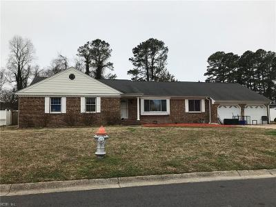 Suffolk Residential New Listing: 2913 Ames Cove Dr