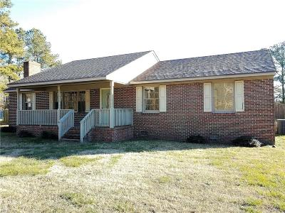 Suffolk Residential New Listing: 2424 Carolina Rd