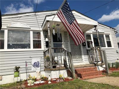 Norfolk Multi Family Home For Sale: 1116 Little Bay (& 1118) Ave