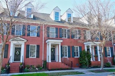 Norfolk Residential For Sale: 9523 26th Bay St