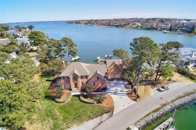 Virginia Beach Residential For Sale: 2020 Canal Rd