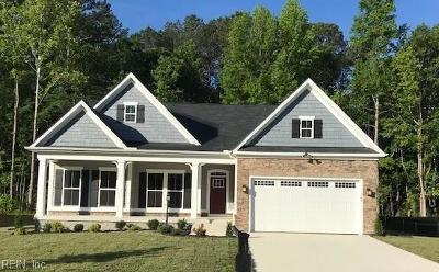 Newport News Residential Under Contract: 554 Anna Mae Cir