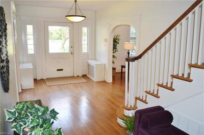 Norfolk Residential Under Contract: 4715 Gosnold Ave