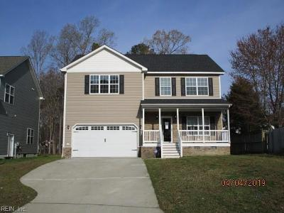 Newport News Residential For Sale: 707 Cristal Dr