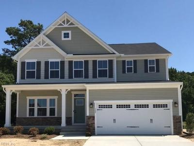 Newport News Residential Under Contract: 562 Anna Mae Cir