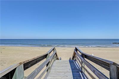 Norfolk Residential For Sale: 3644 E Ocean View Ave
