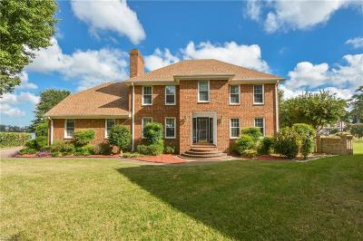 Chesapeake Residential Under Contract: 3711 Sandpiper Ln