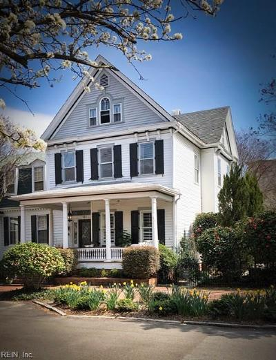 Portsmouth Residential Under Contract: 421 Middle St