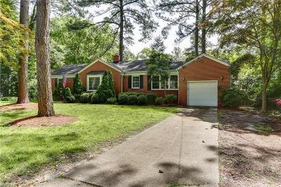 Norfolk Residential For Sale: 5612 Lakewood Dr