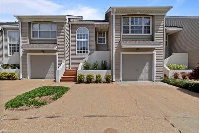 Virginia Beach Residential New Listing: 5143 Cypress Point Cir