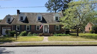 Norfolk Residential New Listing: 415 Brackenridge Ave
