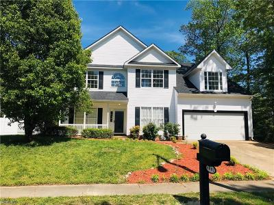 Portsmouth Residential For Sale: 4001 Long Point Blvd