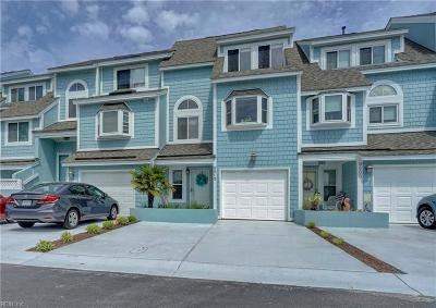 Norfolk Residential New Listing: 9510 Bay Front Dr #D
