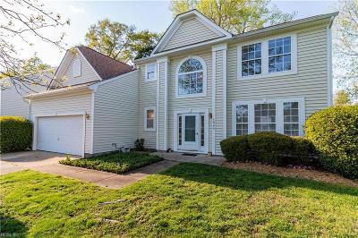 Virginia Beach Residential For Sale: 3904 Donnington Dr