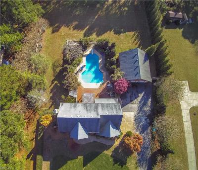 Pungo Residential For Sale: 5732 Aura Dr
