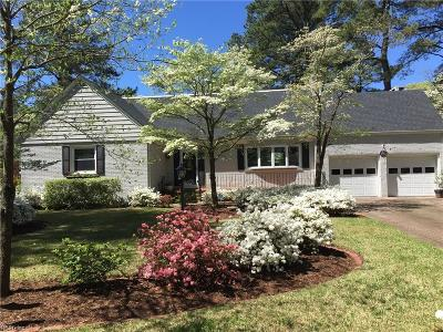Norfolk Residential New Listing: 5643 Shenandoah Ave