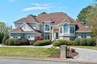 Virginia Beach Residential New Listing: 4012 Church Point Rd