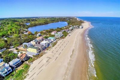 Virginia Beach Residential New Listing: 4924-A Lauderdale Ave