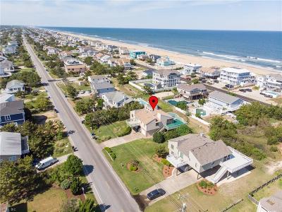 Sandbridge Beach Residential For Sale: 3412 Sandpiper Rd
