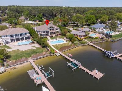 Virginia Beach Residential New Listing: 2301 Windward Shore Dr