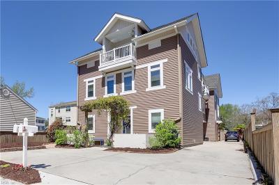 Virginia Beach Residential New Listing: 621 14th St