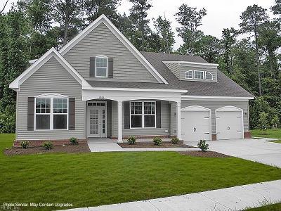 Chesapeake Residential New Listing: Mm The ''myrtle'' @ Ida Gardens