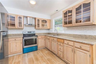 Chesapeake Residential New Listing: 2601 Meadows Lndg