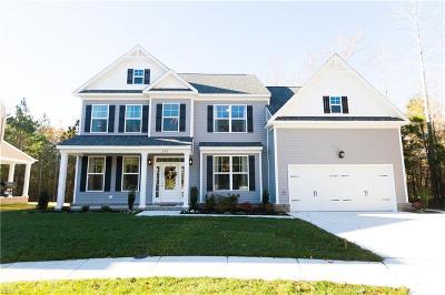 Chesapeake Residential New Listing: Mm The ''coco'' Model @ Ida Gardens