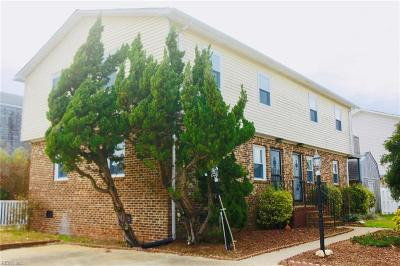 Norfolk VA Multi Family Home For Sale: $279,900