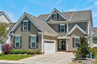 Virginia Beach Residential New Listing: 2524 Magnolia Green Loop