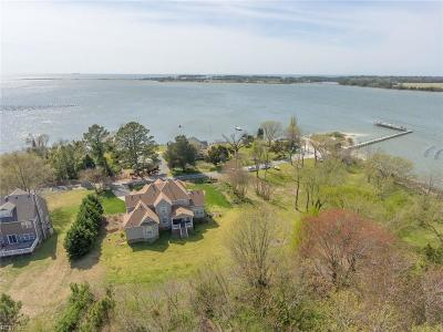 Cape Charles Residential For Sale: 2139 Cherrystone Rd