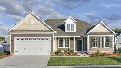 Virginia Beach Residential New Listing: Mm Everly (Kingston Estates)
