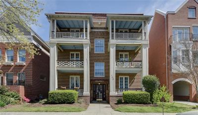 Ghent Residential For Sale: 720 Redgate Ave #2