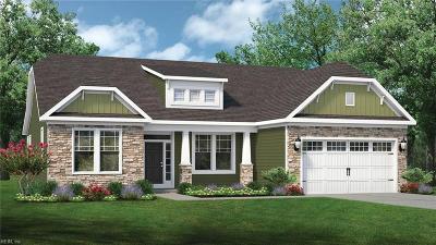 Virginia Beach Residential New Listing: Mm Marigold (Kingston Estates)