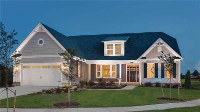 Virginia Beach Residential New Listing: Mm Gardenia (Kingston Estates)