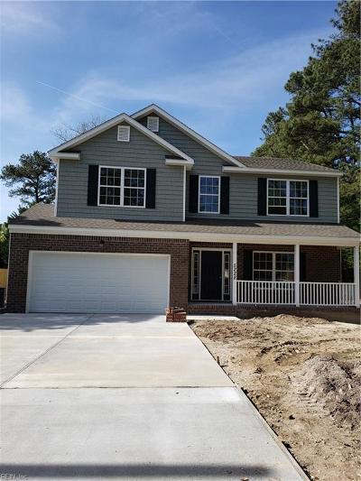 Virginia Beach Residential New Listing: 5228 Andover Rd