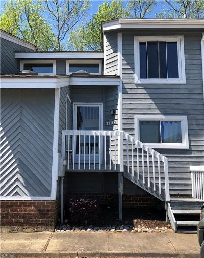 Virginia Beach Residential New Listing: 1142 Glengarry Way