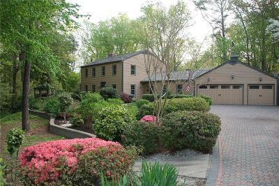 Newport News Residential Under Contract: 6 Crestmont Pl