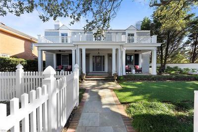 Virginia Beach Residential New Listing: 110 44th St