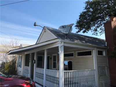 Norfolk Multi Family Home New Listing: 9634 15th Bay St
